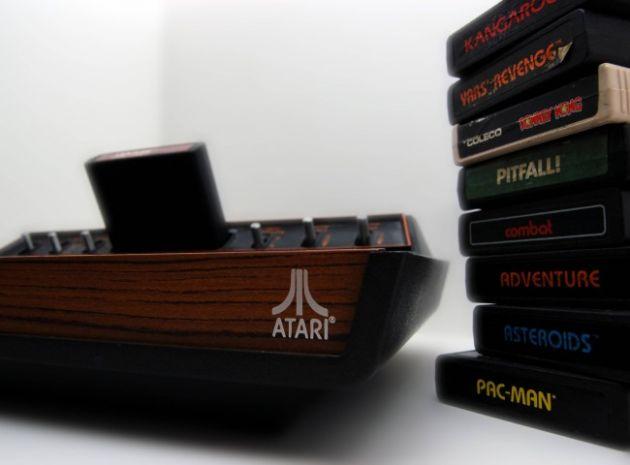 Amiga CD32, Atari 2600, Sega Dreamcast i inne zabytki | zdjęcie 4