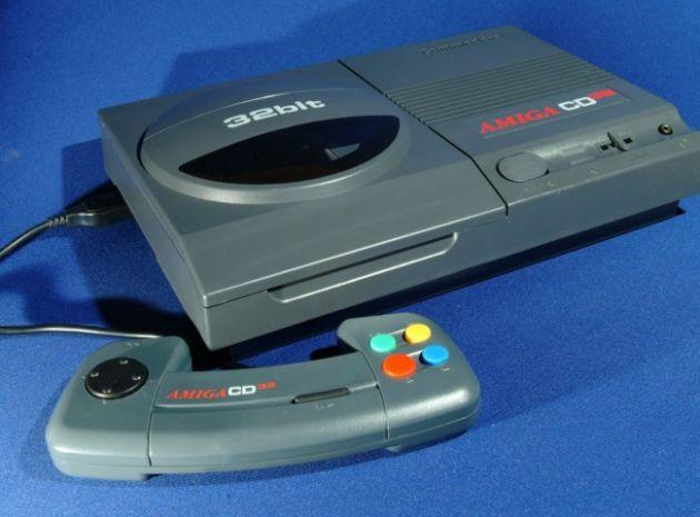 Amiga CD32, Atari 2600, Sega Dreamcast i inne zabytki | zdjęcie 11