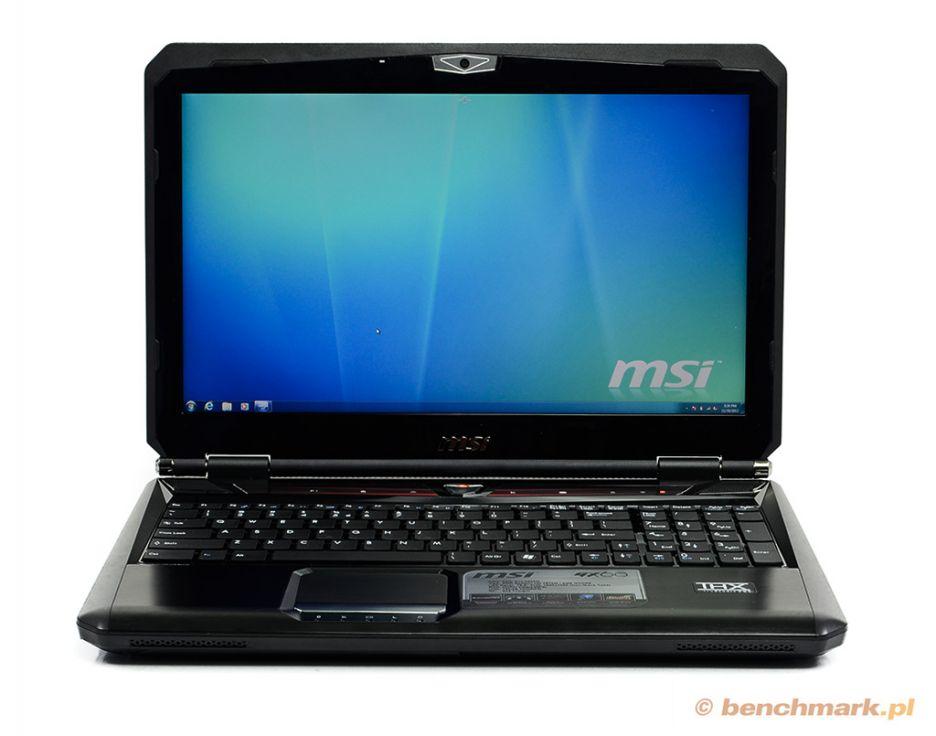 MSI GX60 - laptop do gier | zdjęcie 1