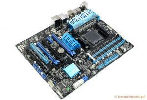 ASUS M5A99FX PRO R2.0 - test, cena i opinie