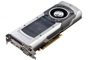 GeForce GTX Titan – Test i opinie