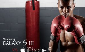 Samsung Galaxy S3 vs Apple iPhone 5 - pojedynek