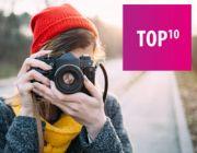 Najlepsze, polecane aparaty w dobrej cenie. TOP 10