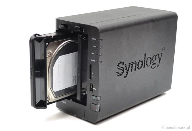 Synology DS 214 Play serwer NAS