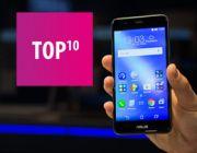 Polecane smartfony do 1000 zł - TOP 10