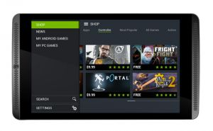 Premiera NVIDIA SHIELD TABLET - co zaoferował producent?