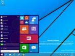 Wyciekły screeny z Windows 9 - tak według Microsoftu powinien wyglądać pulpit [AKT.] | zdjęcie 1