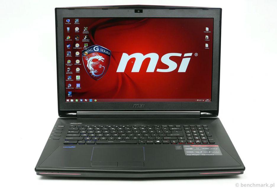 MSI GT72 2QE Dominator Pro – laptop z najmocniejszą grafiką na rynku | zdjęcie 1