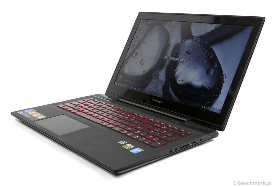 Lenovo Y50-70 – laptop do gier w smukłej obudowie | zdjęcie 2