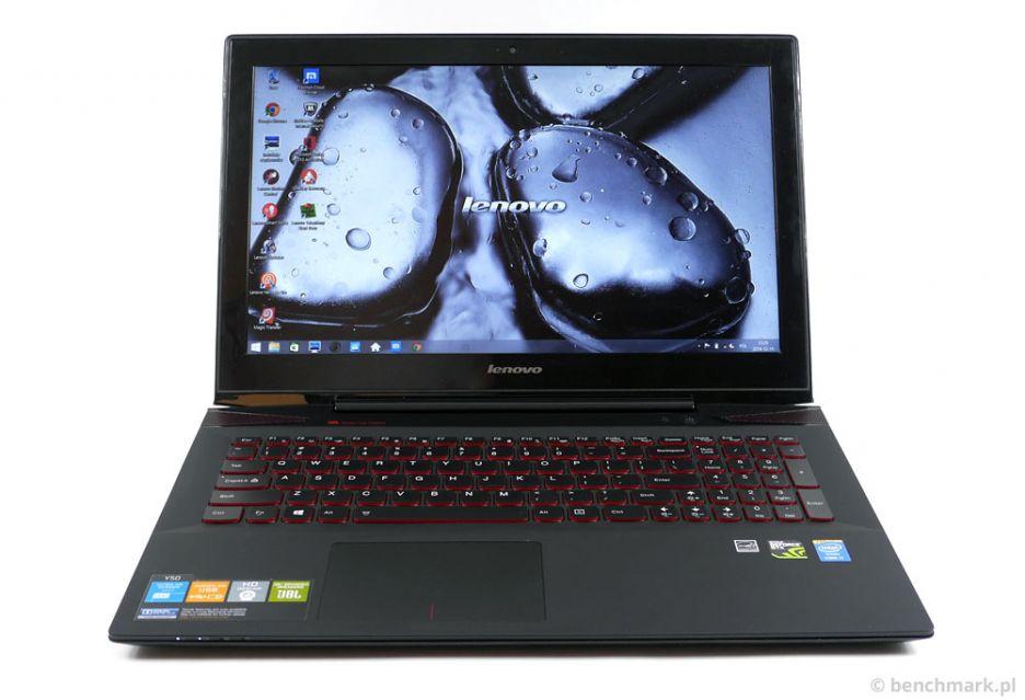 Lenovo Y50-70 – laptop do gier w smukłej obudowie | zdjęcie 1