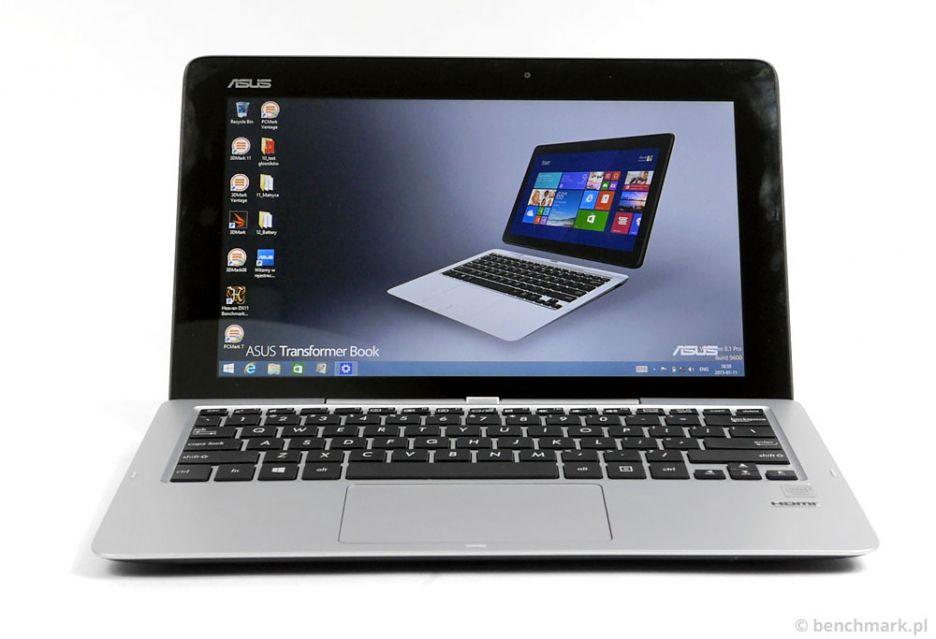 Asus Transformer Book T200TA – hybryda tabletu i laptopa | zdjęcie 1