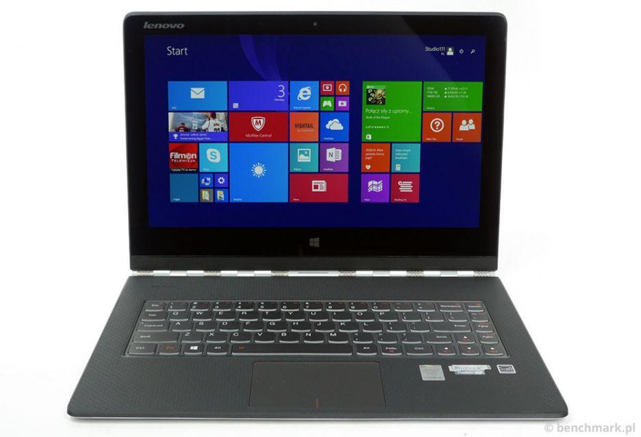Lenovo Yoga 3 Pro – odchudzanie w wersji premium | zdjęcie 1