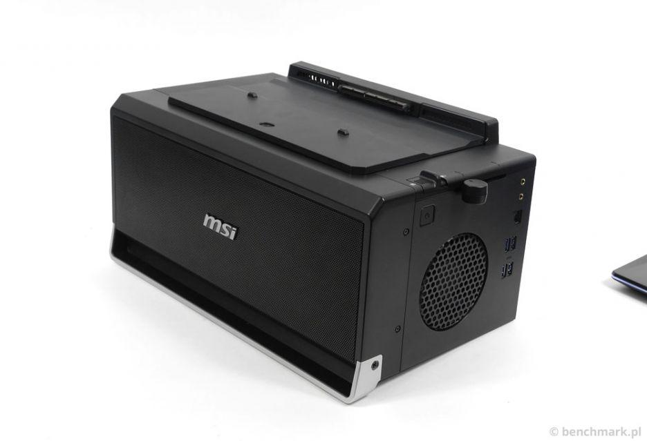 MSI GS30 2M Shadow – laptop i komputer do gier w jednym | zdjęcie 4