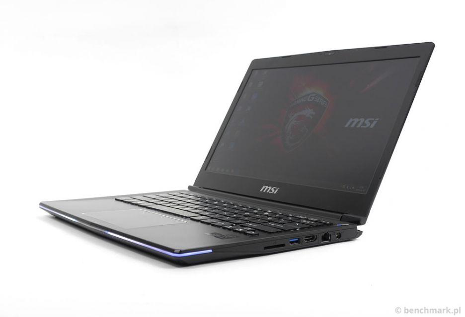 MSI GS30 2M Shadow – laptop i komputer do gier w jednym | zdjęcie 2