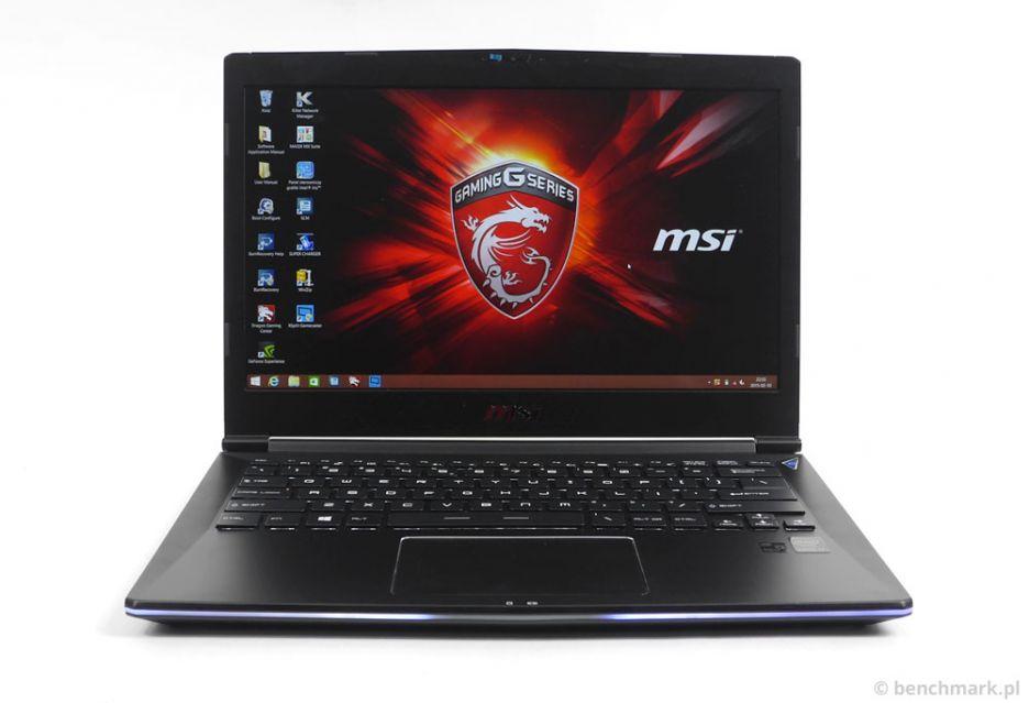 MSI GS30 2M Shadow – laptop i komputer do gier w jednym | zdjęcie 1