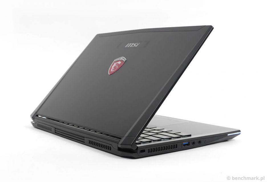 MSI GS30 2M Shadow – laptop i komputer do gier w jednym | zdjęcie 3