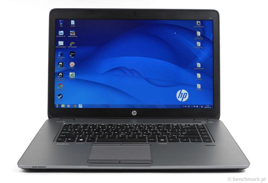 HP EliteBook 755 G2 – biznesowy laptop z APU AMD | zdjęcie 1