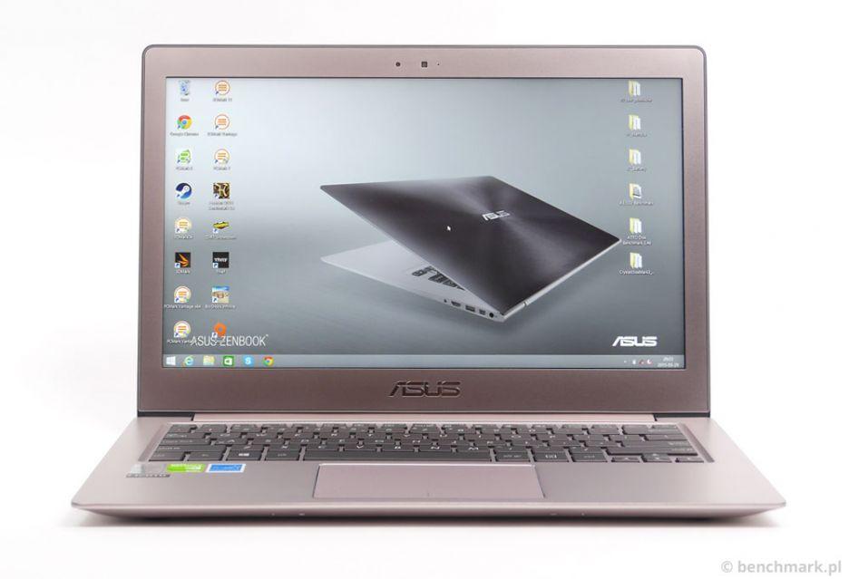 Asus Zenbook UX303LN – ultrabook z dedykowaną grafiką   zdjęcie 1