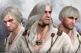 Wiedźmin 3 Dziki Gon Zestaw Fryzur Dla Geralta