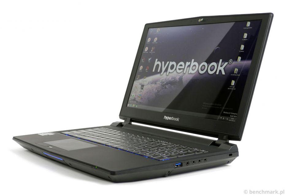 Hyperbook X15 - nowy gracz na rynku | zdjęcie 2