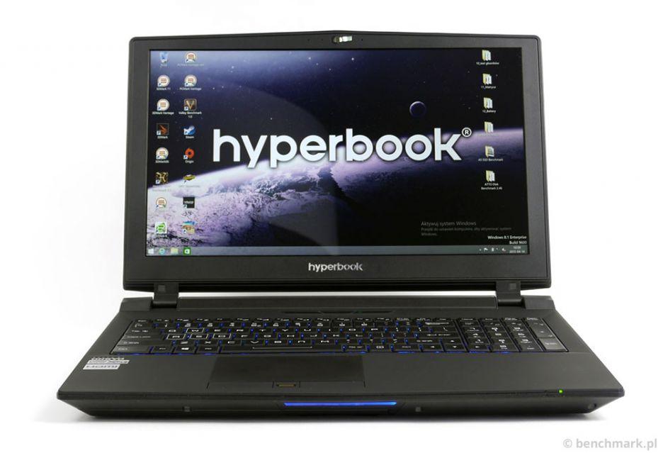 Hyperbook X15 - nowy gracz na rynku | zdjęcie 1
