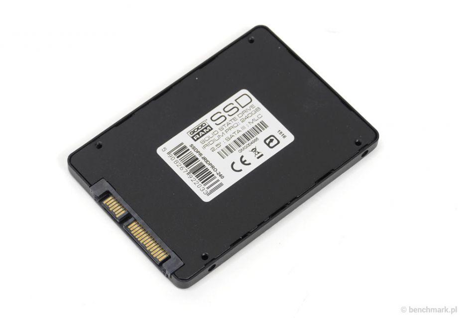 GOODRAM Iridium PRO 240 GB – SSD z najwyższej półki | zdjęcie 2
