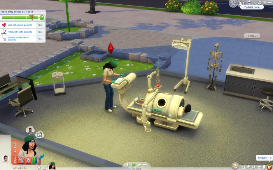The Sims 4: Witaj w pracy – etat, który szybko się nie znudzi   zdjęcie 6