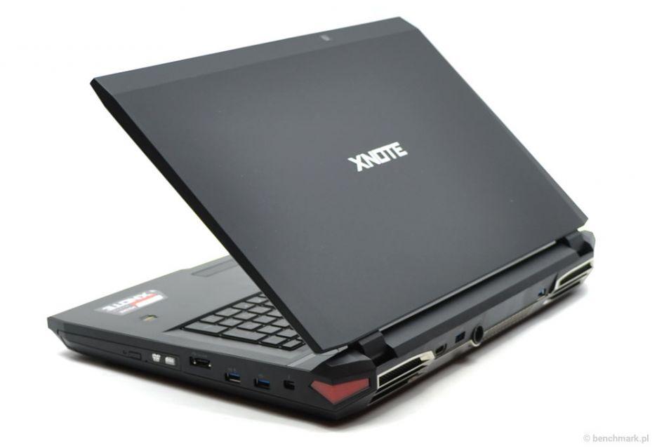 XNOTE P377SM-A - test laptopa dla hardcorowych graczy | zdjęcie 3