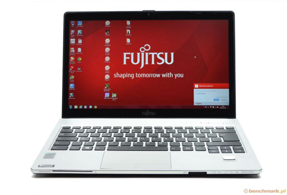 Fujitsu LifeBook S904 - mobilny i funkcjonalny   zdjęcie 1