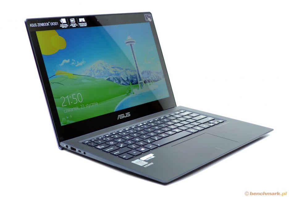 Asus Zenbook UX301LA - ultrabook na bogato | zdjęcie 2