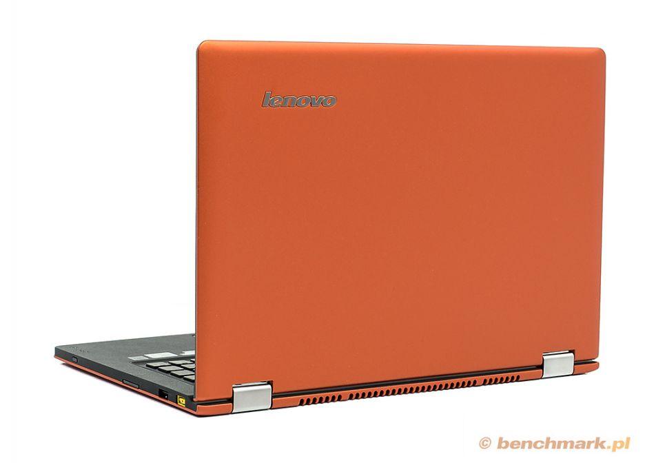 Lenovo Yoga 13 - wygminastykowany laptop   zdjęcie 3