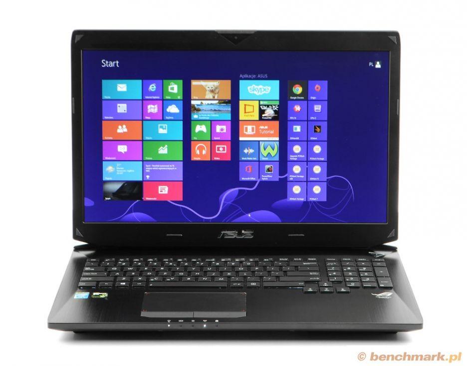Asus G750JH - potężny laptop do gier | zdjęcie 1