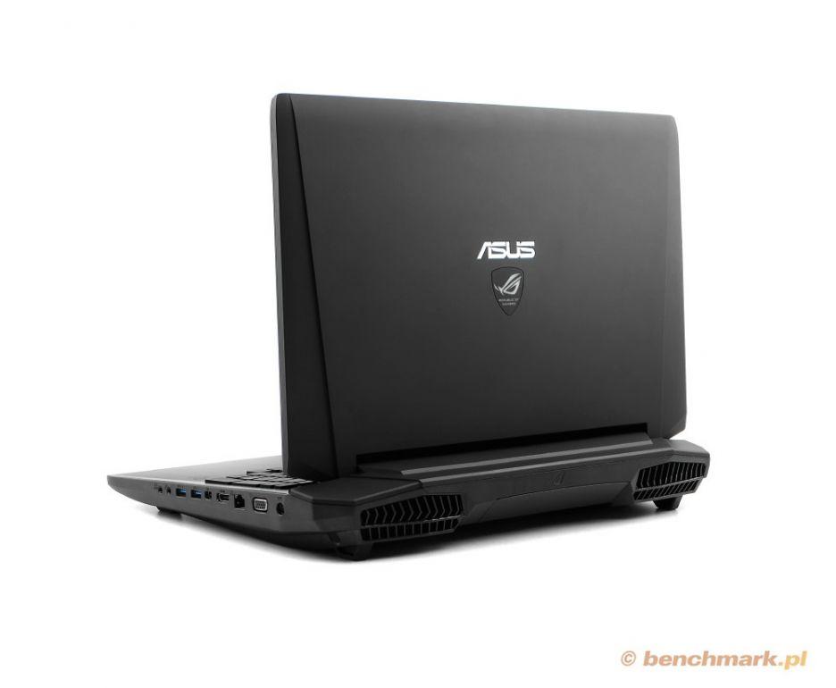 Asus G750JH - potężny laptop do gier | zdjęcie 3