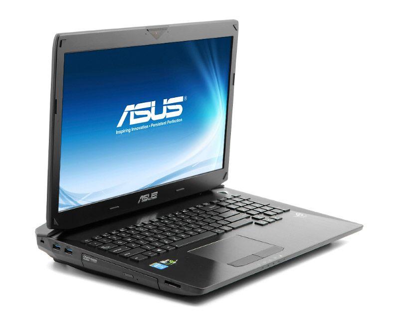 Asus G750JH - potężny laptop do gier | zdjęcie 2