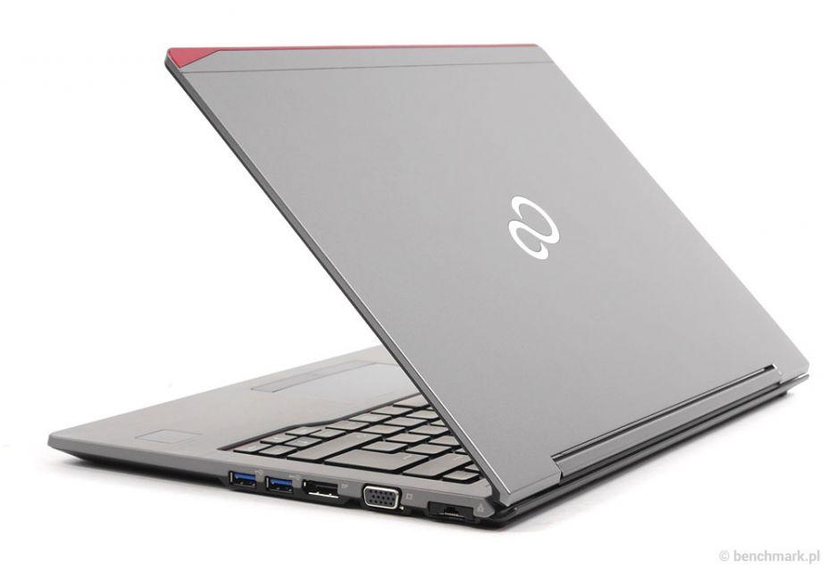 Fujitsu LifeBook U745 – biznesowy ultrabook | zdjęcie 3
