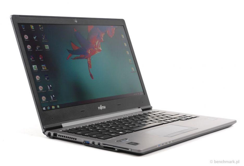 Fujitsu LifeBook U745 – biznesowy ultrabook | zdjęcie 2