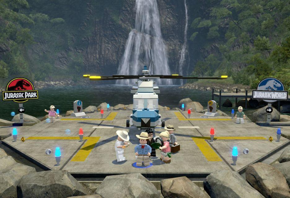 Lego Jurassic World Recenzja
