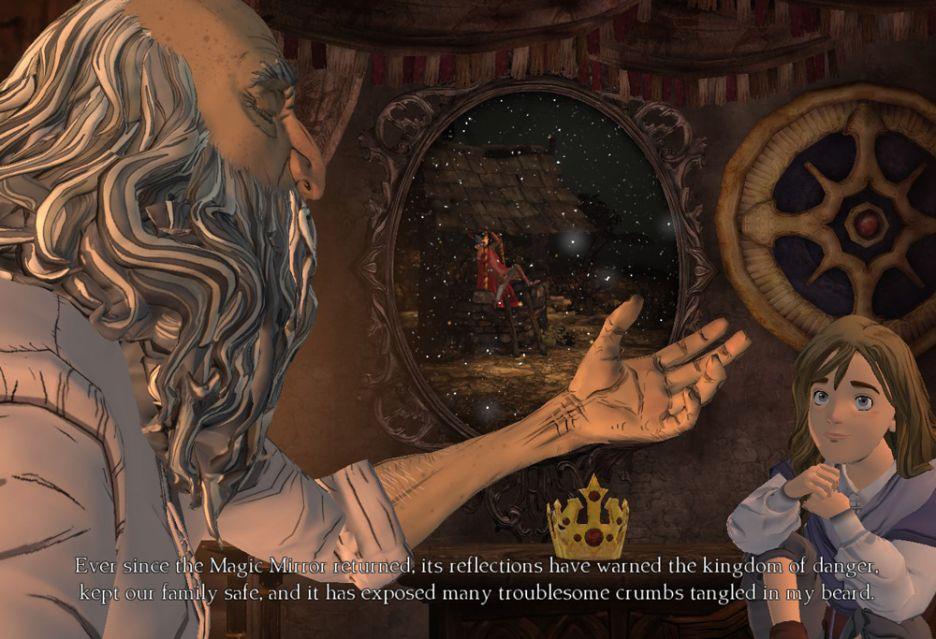 King's Quest: A Knight to Remember – czarujący powrót królowej przygodówek | zdjęcie 5