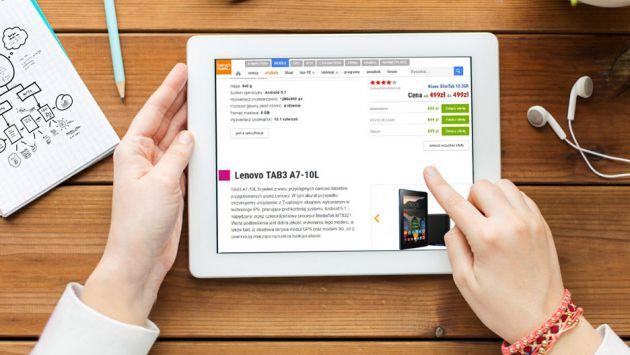 Tani tablet do 500 zł - 5 najlepszych modeli