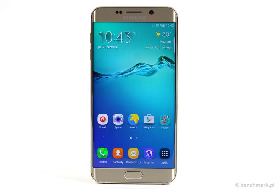 Samsung Galaxy S6 edge plus - najlepszy smartfon roku 2015   zdjęcie 3