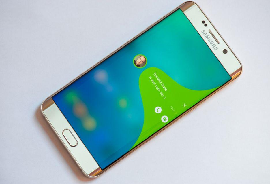 Samsung Galaxy S6 edge plus - najlepszy smartfon roku 2015   zdjęcie 1