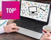 Jaki laptop do 1500 zł? TOP 5 tanich laptopów