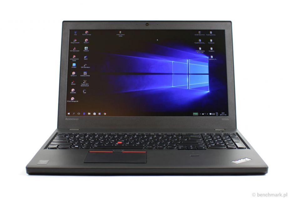 Lenovo ThinkPad W550s - mobilne biuro | zdjęcie 1