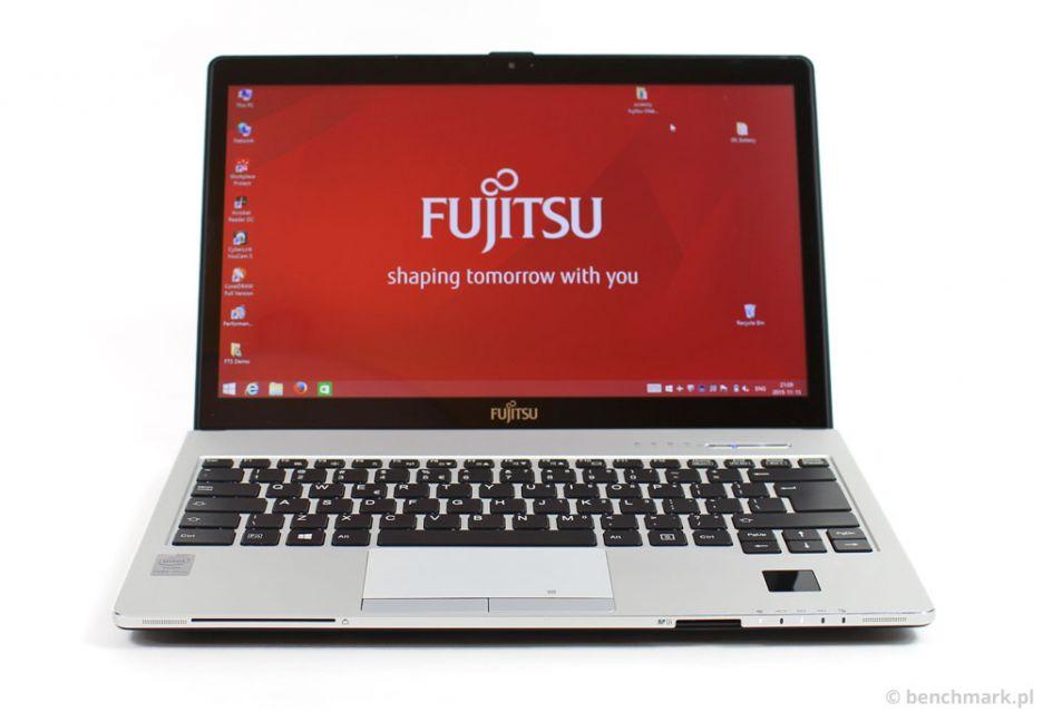 Fujitsu LifeBook S935 - lekki laptop dla biznesu   zdjęcie 1