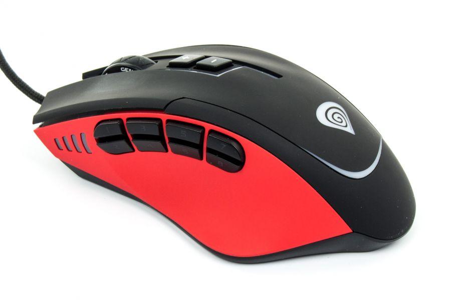 Natec Genesis GX85 – test myszki dla miłośników gier MMO | zdjęcie 1