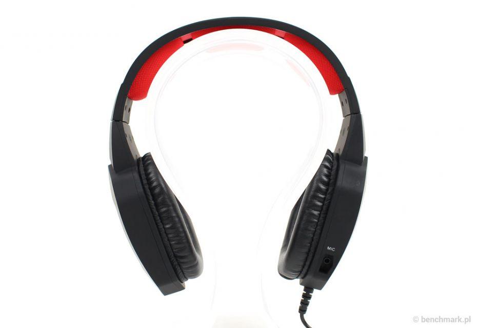 Natec Genesis H59 – test tanich słuchawek dla graczy | zdjęcie 1
