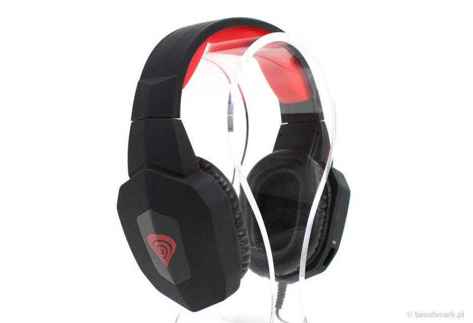 Natec Genesis H59 – test tanich słuchawek dla graczy | zdjęcie 2