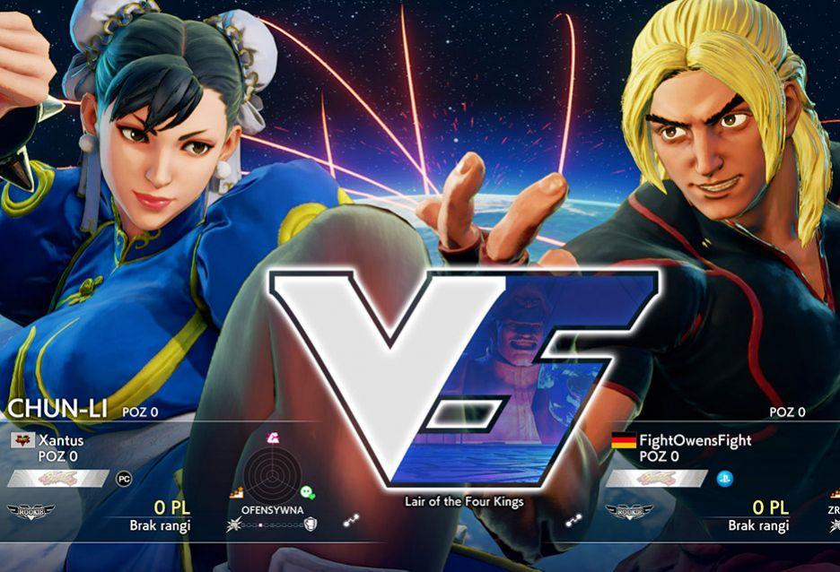 Street Fighter V - umarł król, niech żyje król! | zdjęcie 2