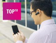 TOP 5 - słuchawka Bluetooth do rozmów telefonicznych