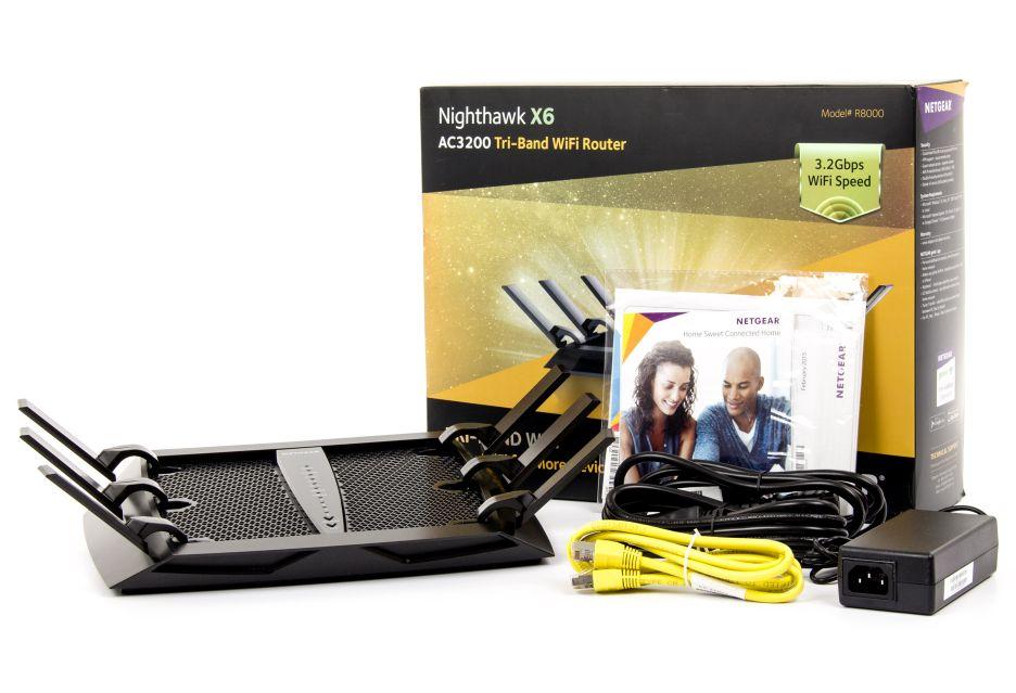 Netgear X6 Nighthawk R8000 – są powody do zazdrości  | zdjęcie 4